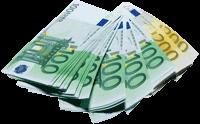 Euro Briefjes