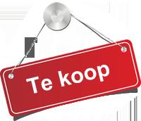 Te Koop Label