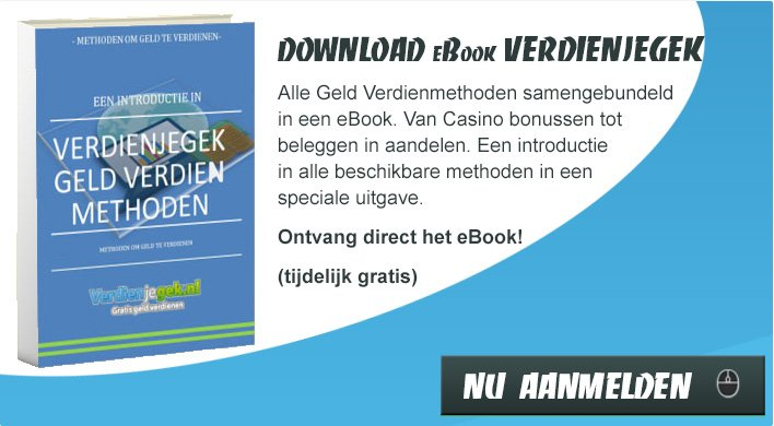 download gratis eBook geld verdienmethoden