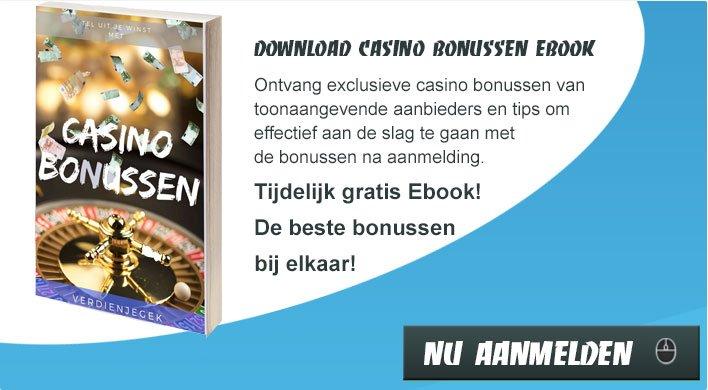 Download gratis eBook Casino Bonussen